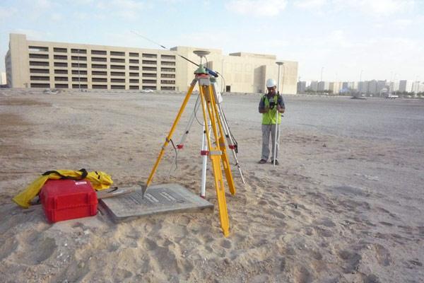 Geotechnical survey Abu Dhabi, hydrographic survey Abu Dhabi
